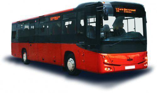MAZ 231 city bus