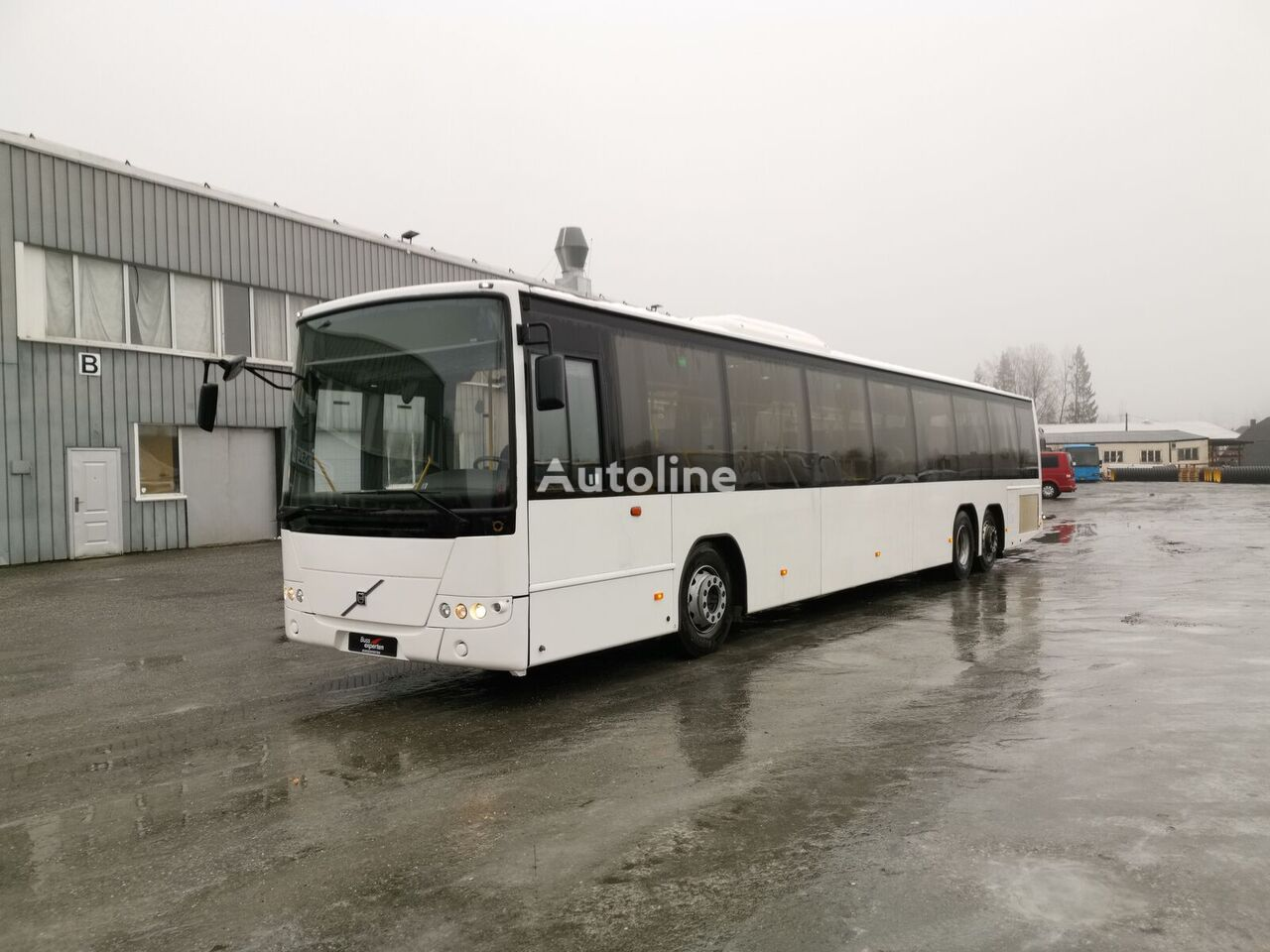 VOLVO 8700, Euro 5. Well equipped buses in good condition! city bus
