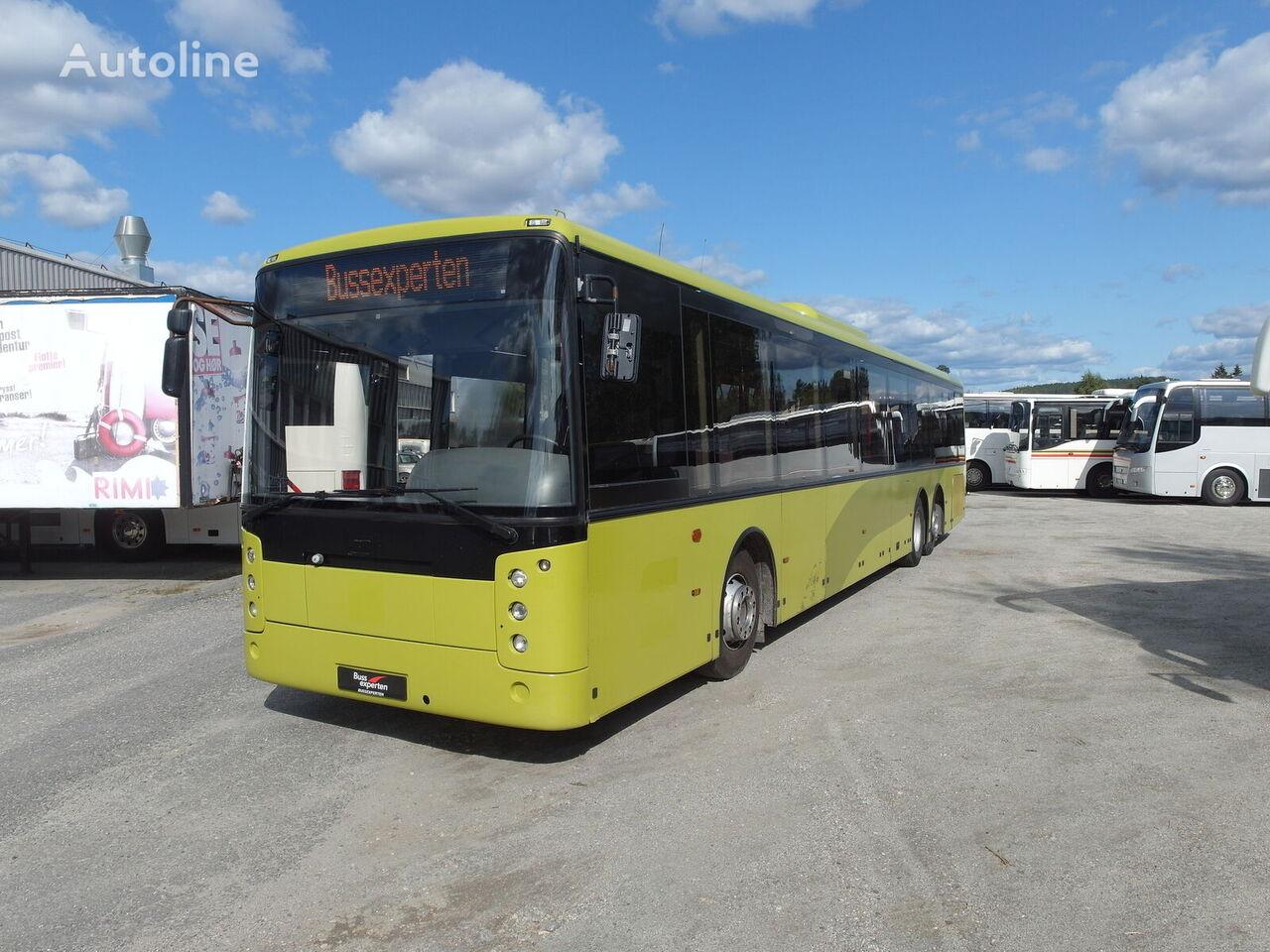 VOLVO B12B Center. Euro 5 city bus