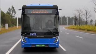 new GOLDION E12 city bus