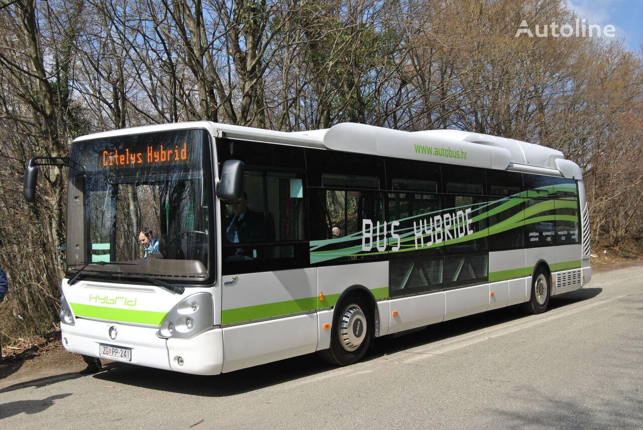 IRISBUS Citelis Hybrid city bus