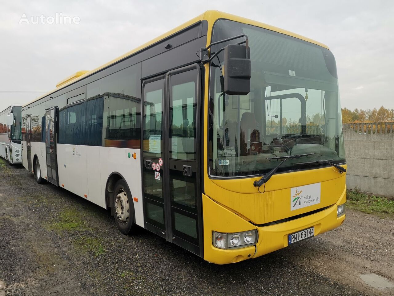 IRISBUS Crossway city bus