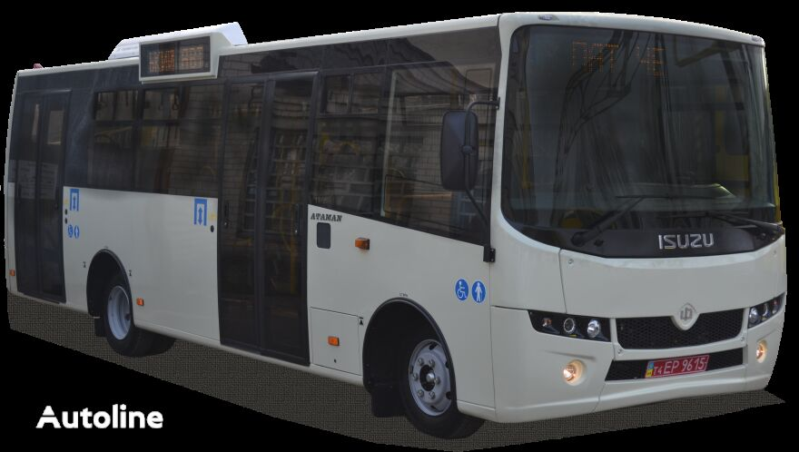 new ISUZU A09216 city bus