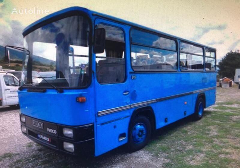 IVECO Classic 315 NA ChASTI city bus for parts