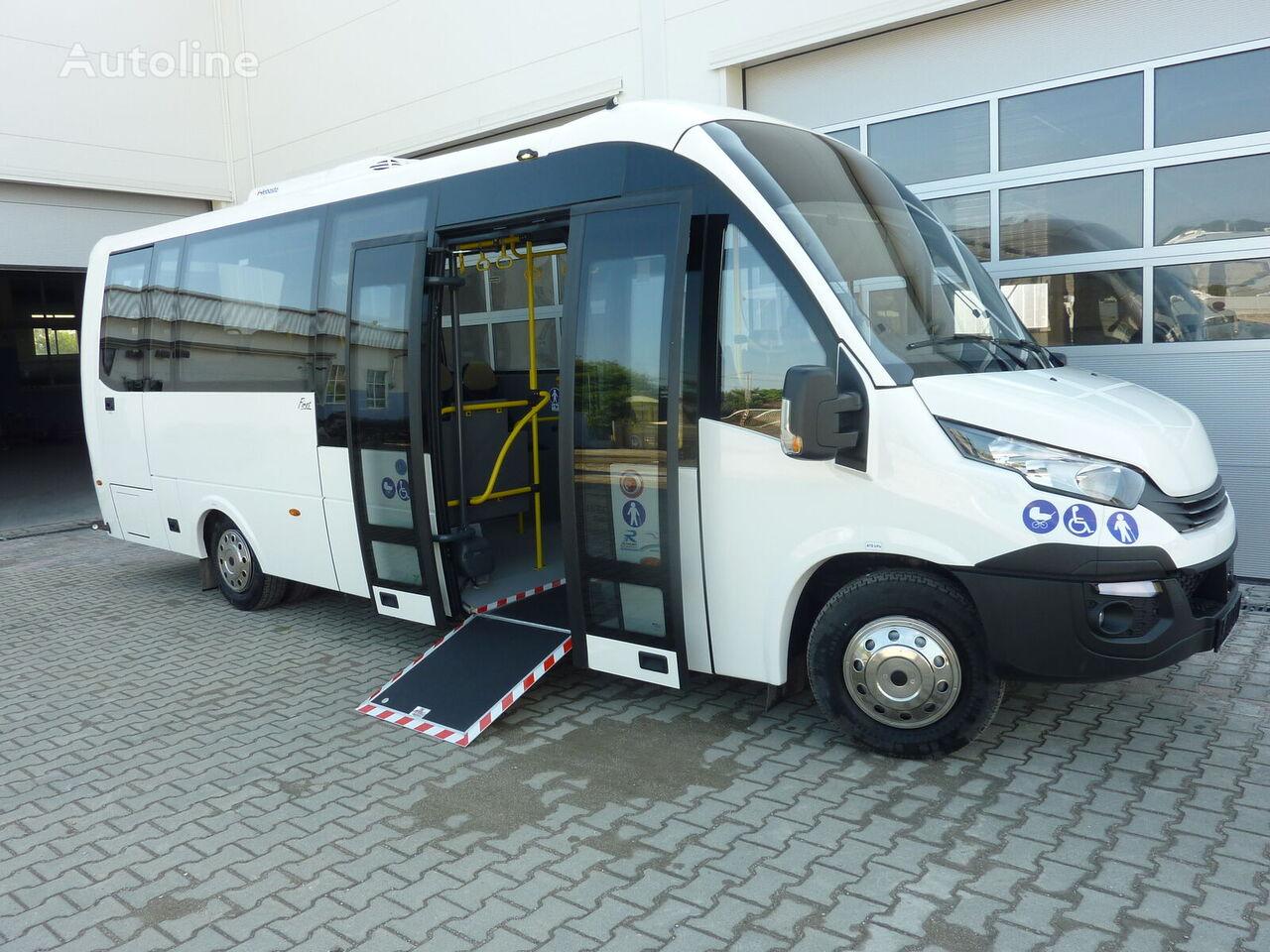 new IVECO FIRST ELEKTRO city bus