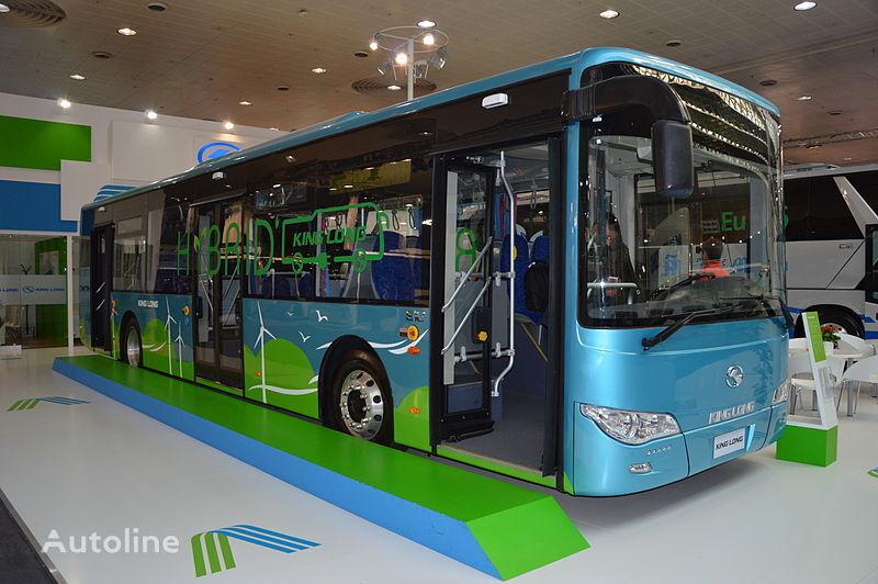 new KING LONG E12- HIBRID (GIBRID) city bus