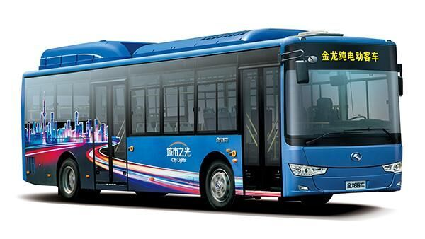 new KING LONG XMQ6106G  city bus