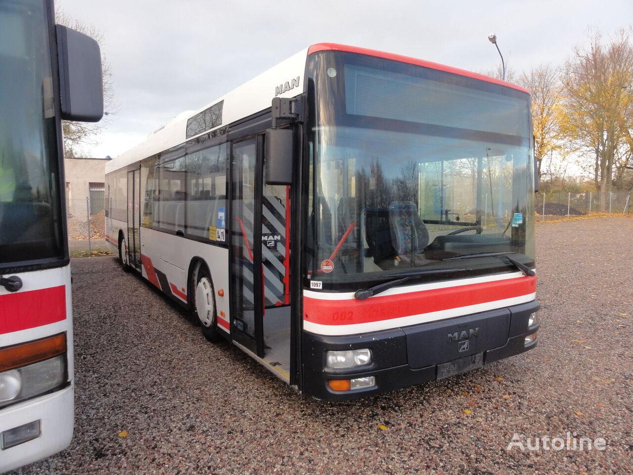 MAN A 20 city bus