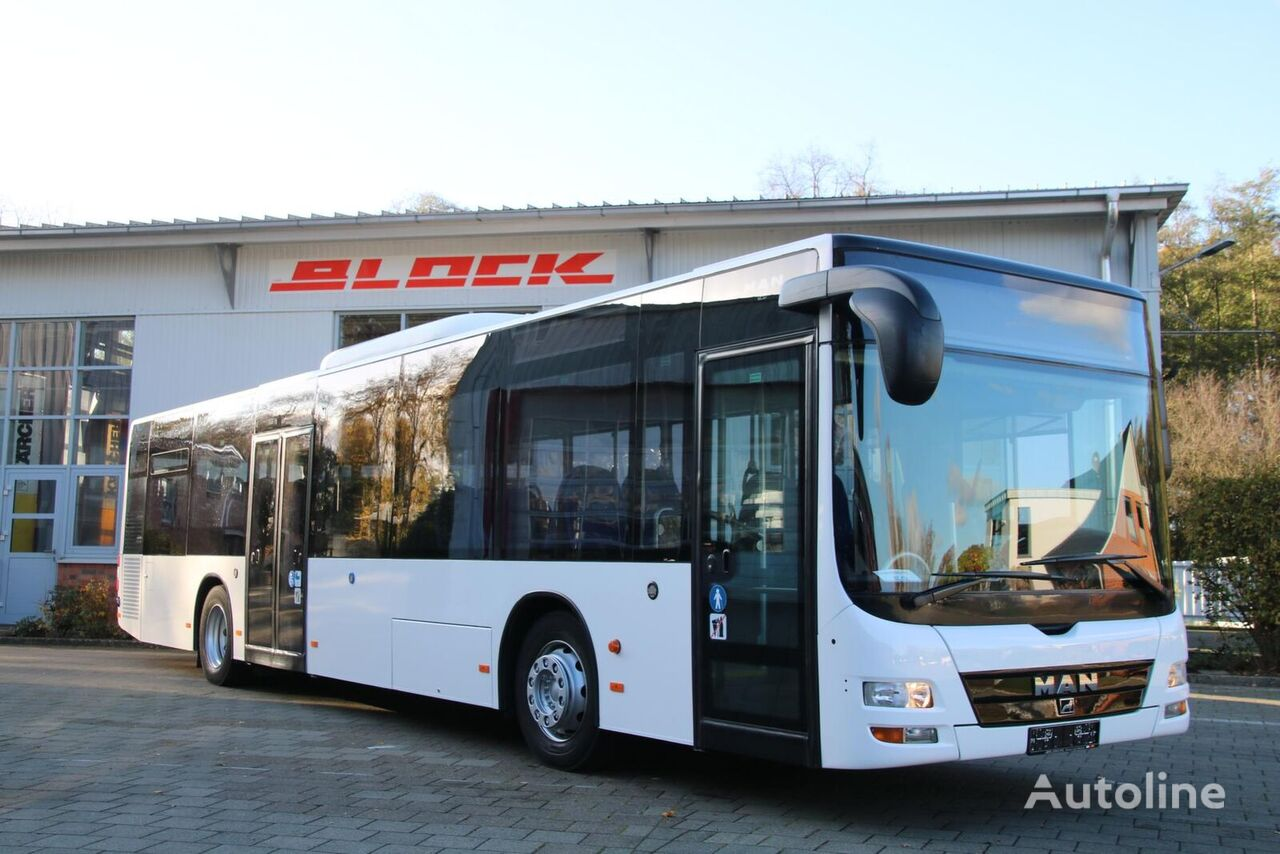 MAN A 20 Lion`s City - EEV (O 530/S 415 NF/A21)  city bus