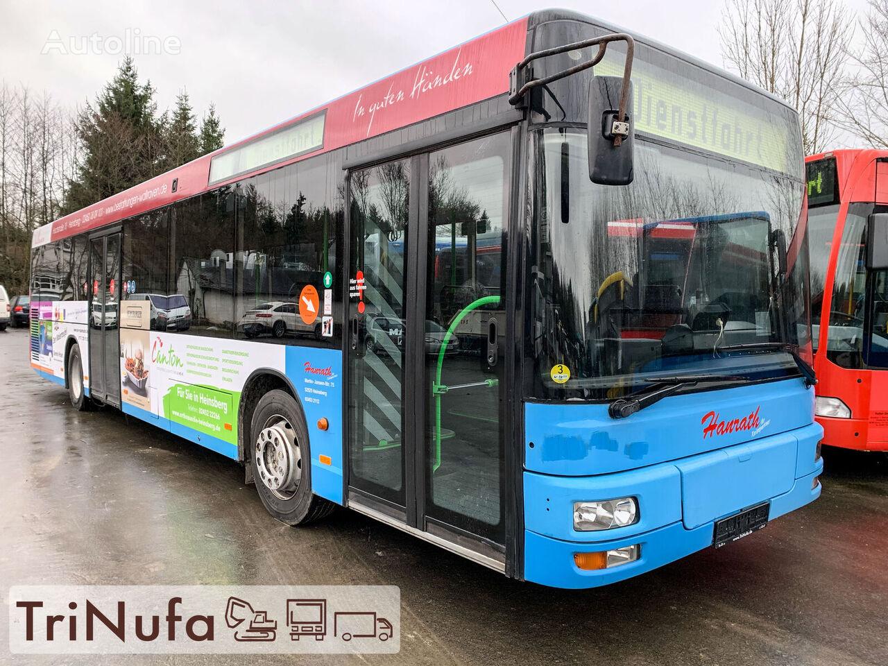 MAN A 21 city bus