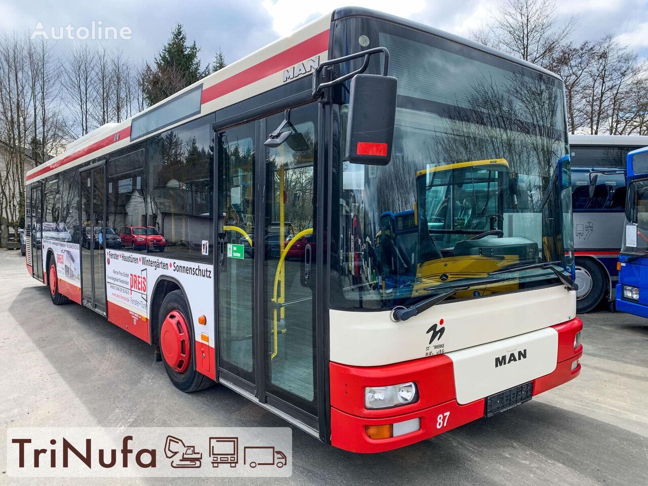 MAN A 21 | Klima | 3 Türen | Grüne Plakette |   city bus