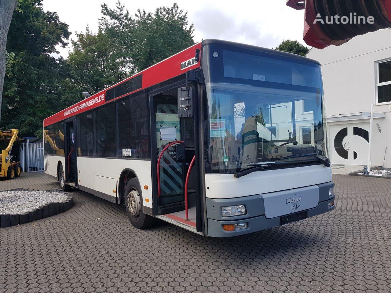 MAN A21 Linienbus – 6-Zylinder-Diesel Motor city bus