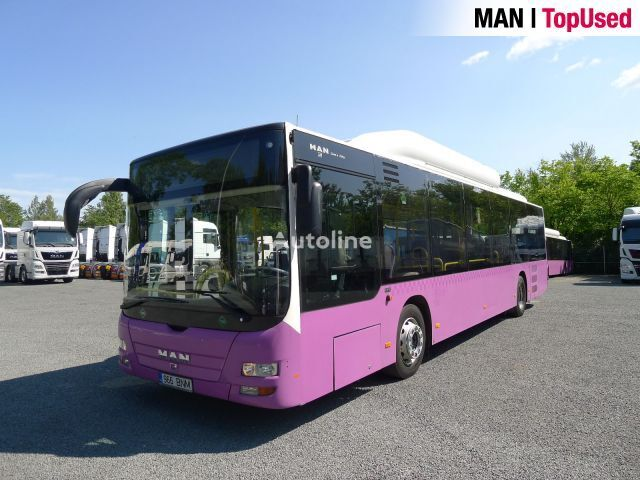 MAN NL273CNG/3T EEV (272) city bus