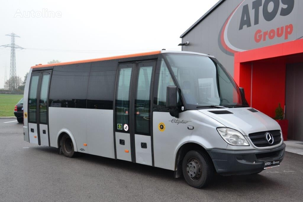 MERCEDES-BENZ MB 515 CDI city bus