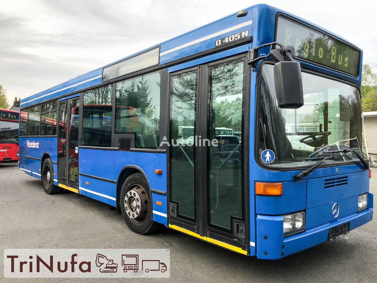 MERCEDES-BENZ O 405 N K | Länge: 10,5 m | Klima | city bus