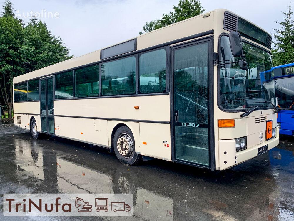 MERCEDES-BENZ O 407, 408 | Schaltgetriebe |  city bus