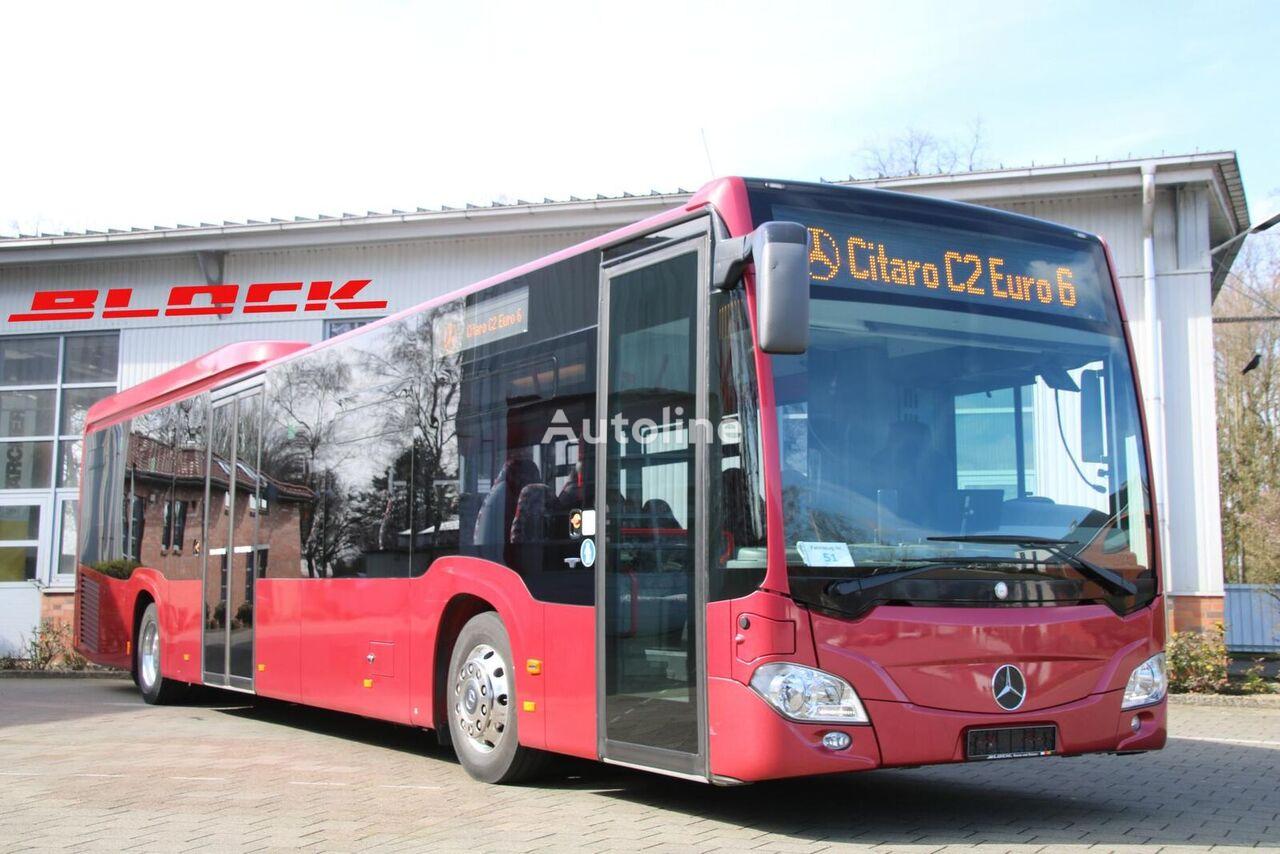 MERCEDES-BENZ O 530 Citaro C2 LE MÜ / Euro 6 city bus