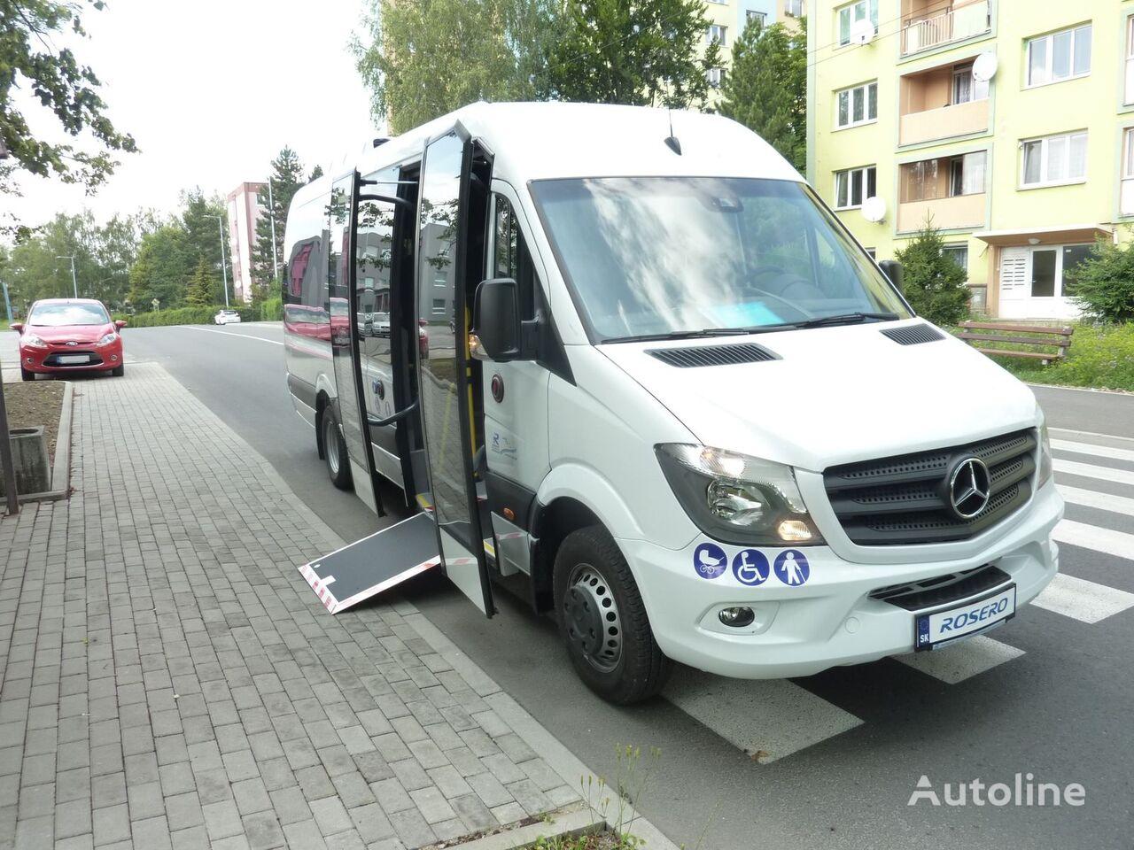 new MERCEDES-BENZ Sprinter 516 CDI city bus