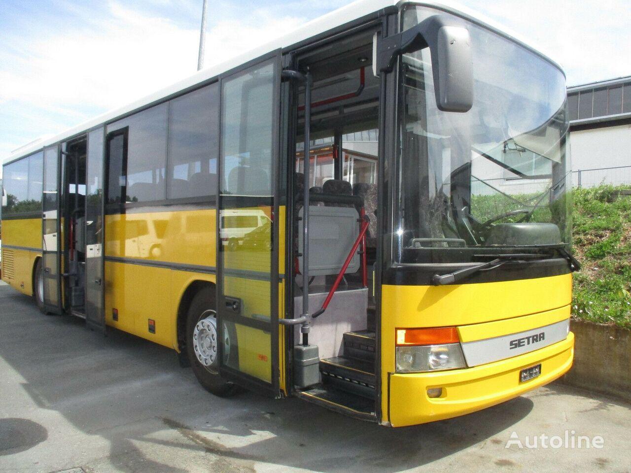 SETRA S 313 UL (Klima / grüne Plakette) city bus