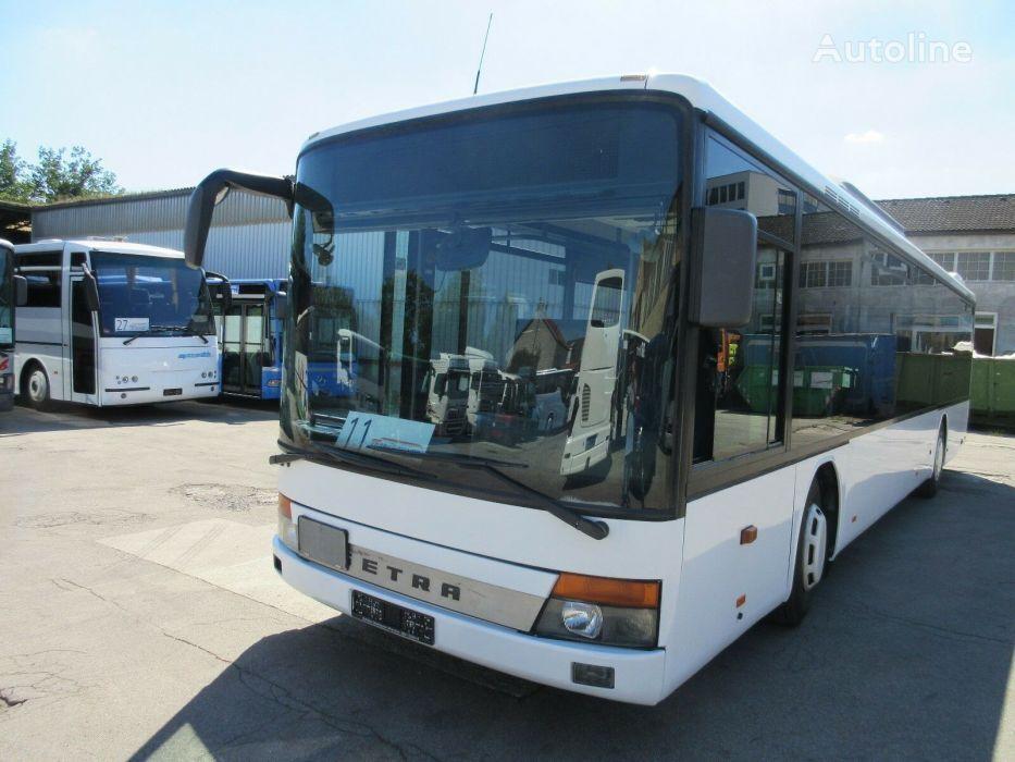 SETRA S 315 NF / deutsches Fahrzeug city bus