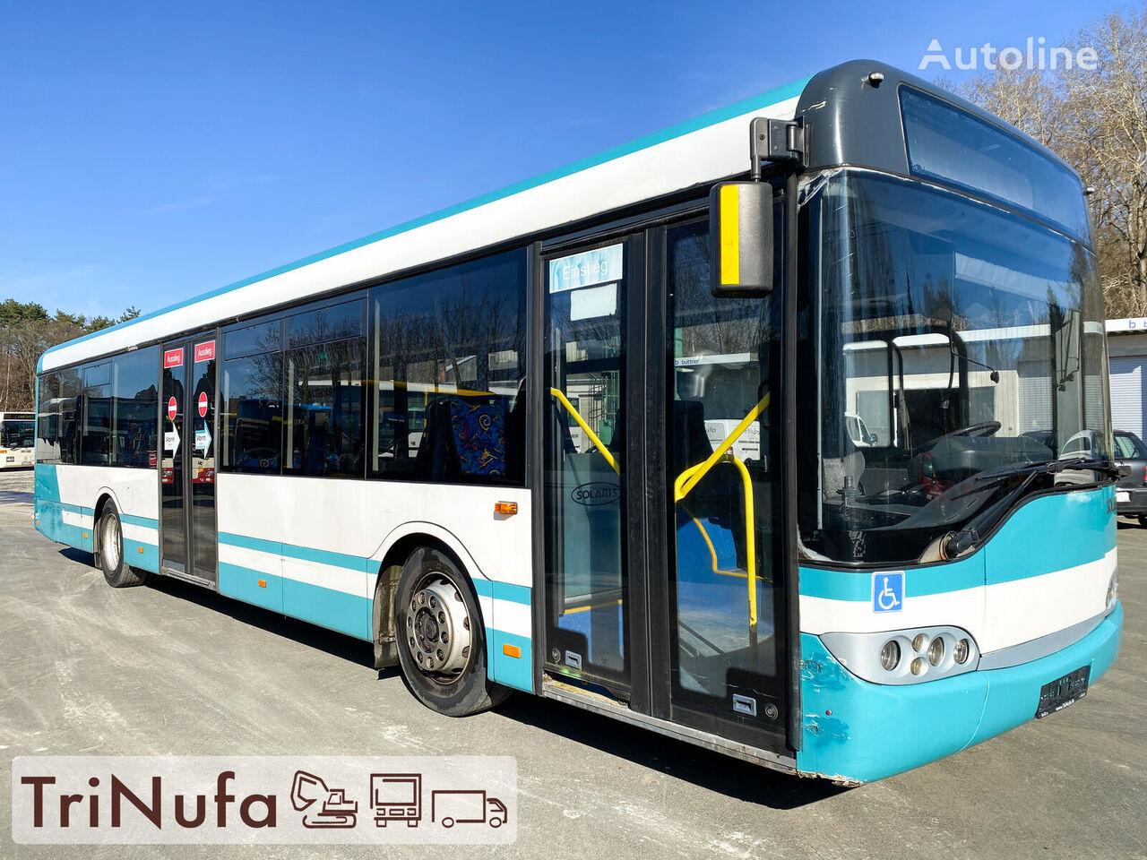 SOLARIS Urbino 12   2 x vorhanden   Voith 854.3E   Rampe    city bus