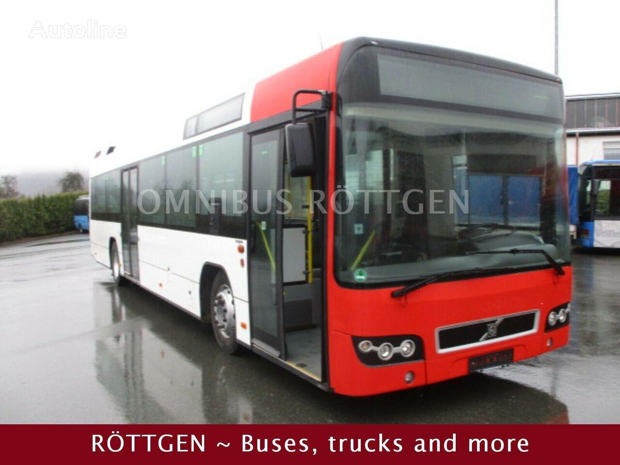 VOLVO 7700 (Euro 4, Klima) city bus