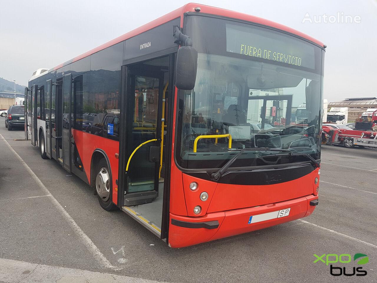 VOLVO B9L HISPANO HABIT 12mts. city bus
