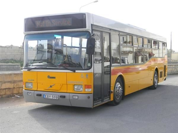VOLVO BR7L 45 Seat Low floor Buses city bus