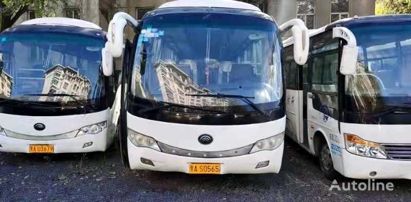 YUTONG 35 seats city bus
