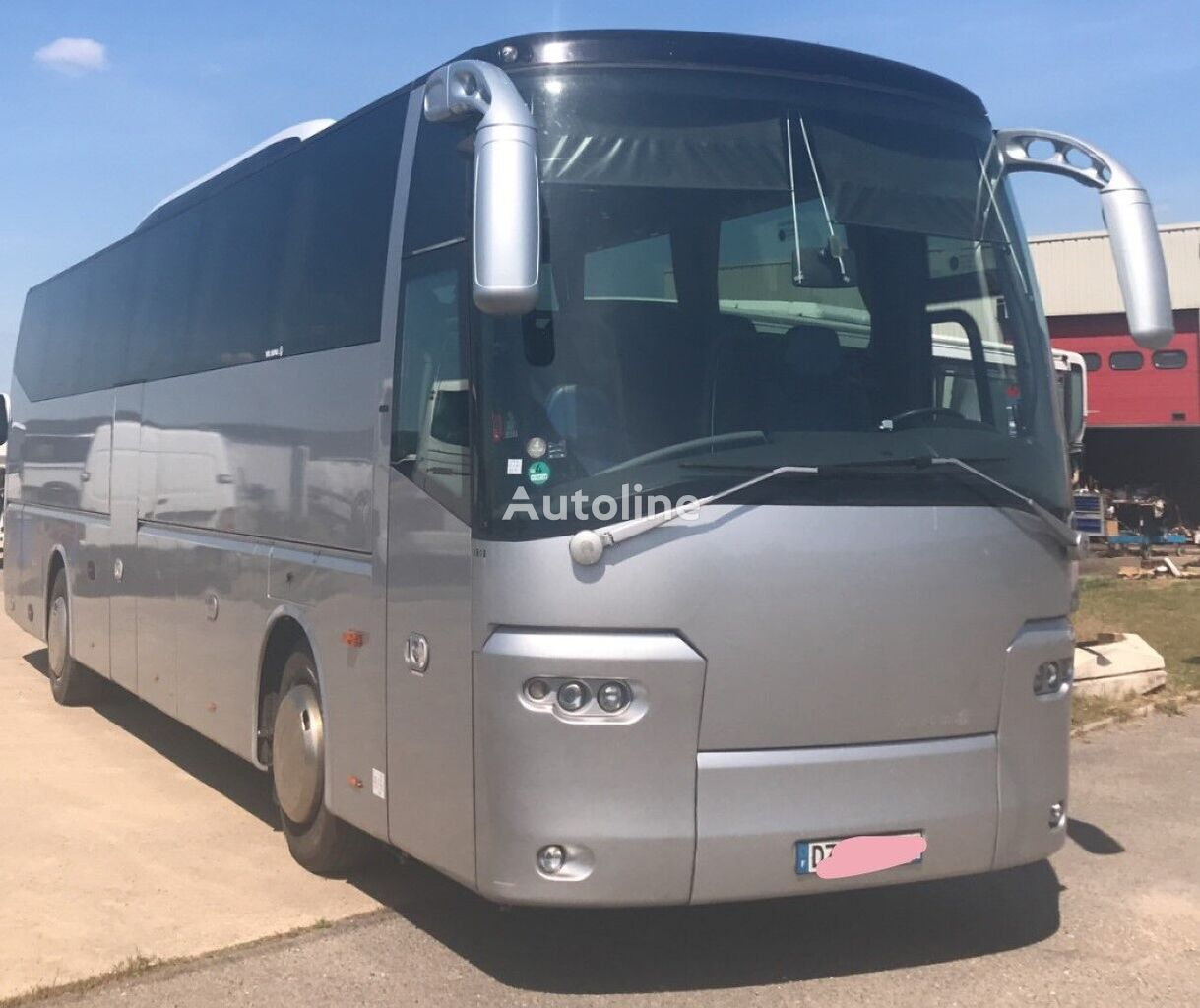 BOVA Magic coach bus