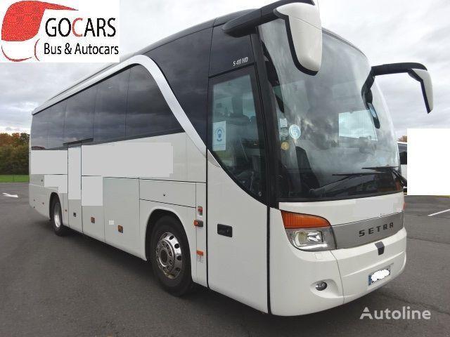 SETRA 411 hd 34+1+1    tx11 tourino 511  coach bus