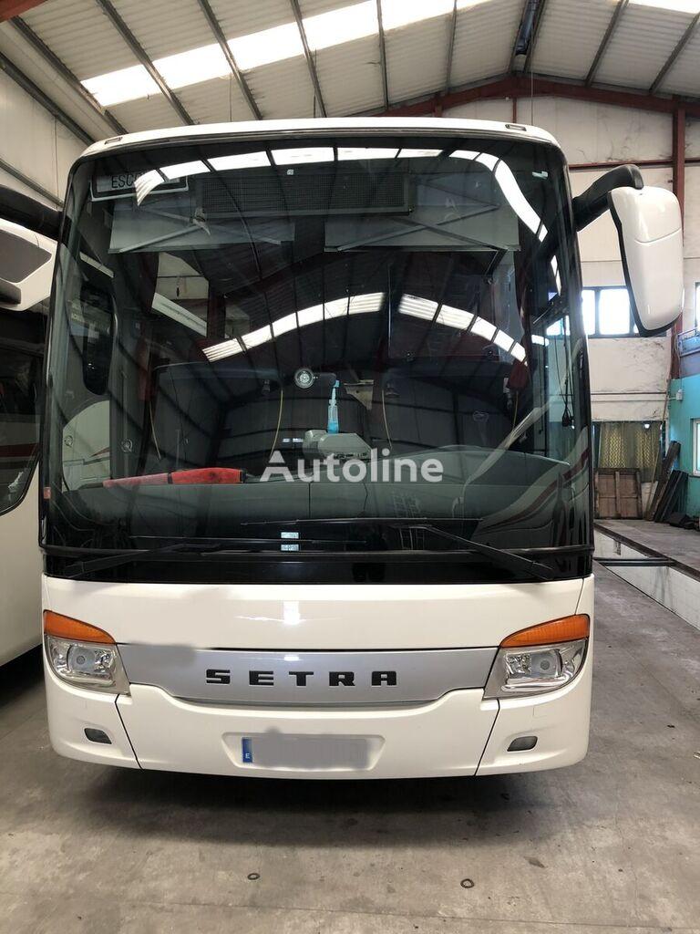 SETRA 417 GT-HD coach bus