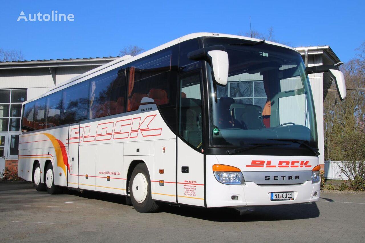SETRA S 416 GT-HD (S416HDH/O580) coach bus