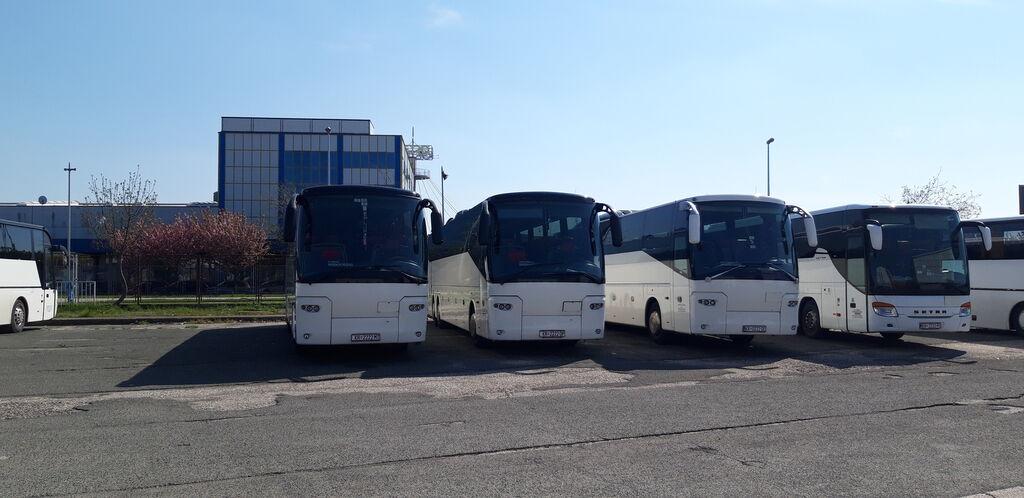 BOVA 148/460,euro5,67+1+1sjedala coach bus