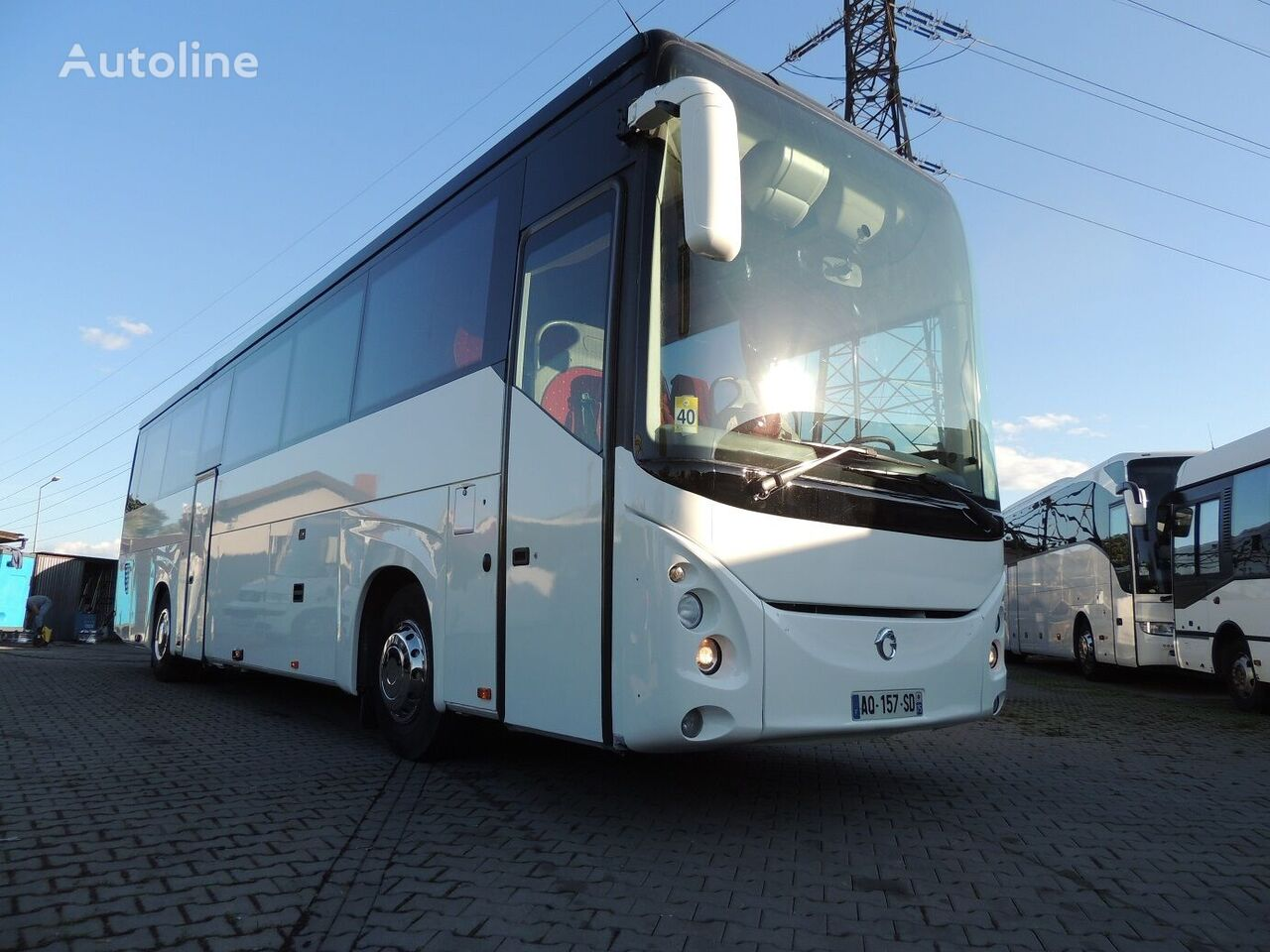 IRISBUS EVADYS 53+2 ORYG coach bus