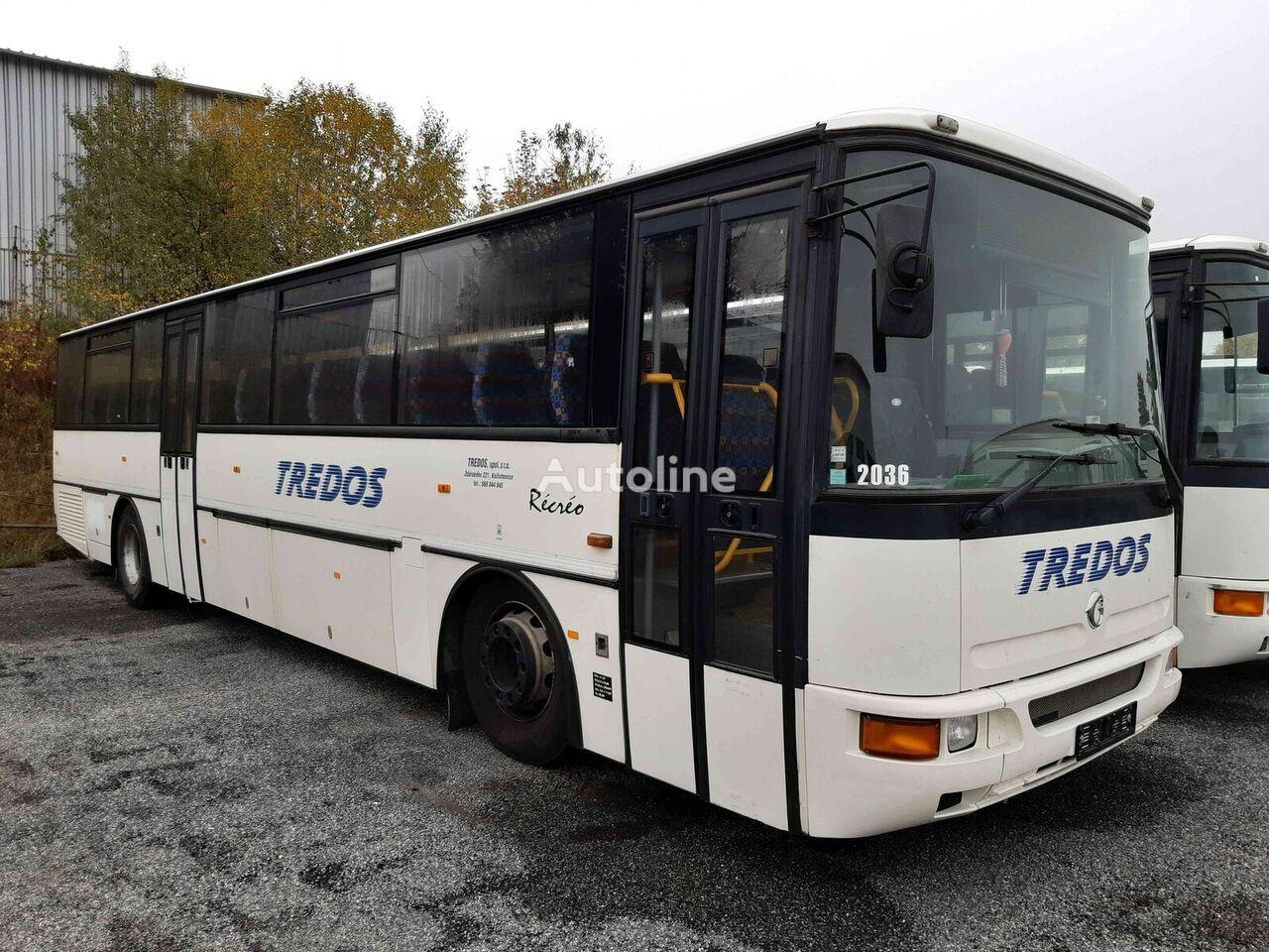 IRISBUS RECREO coach bus