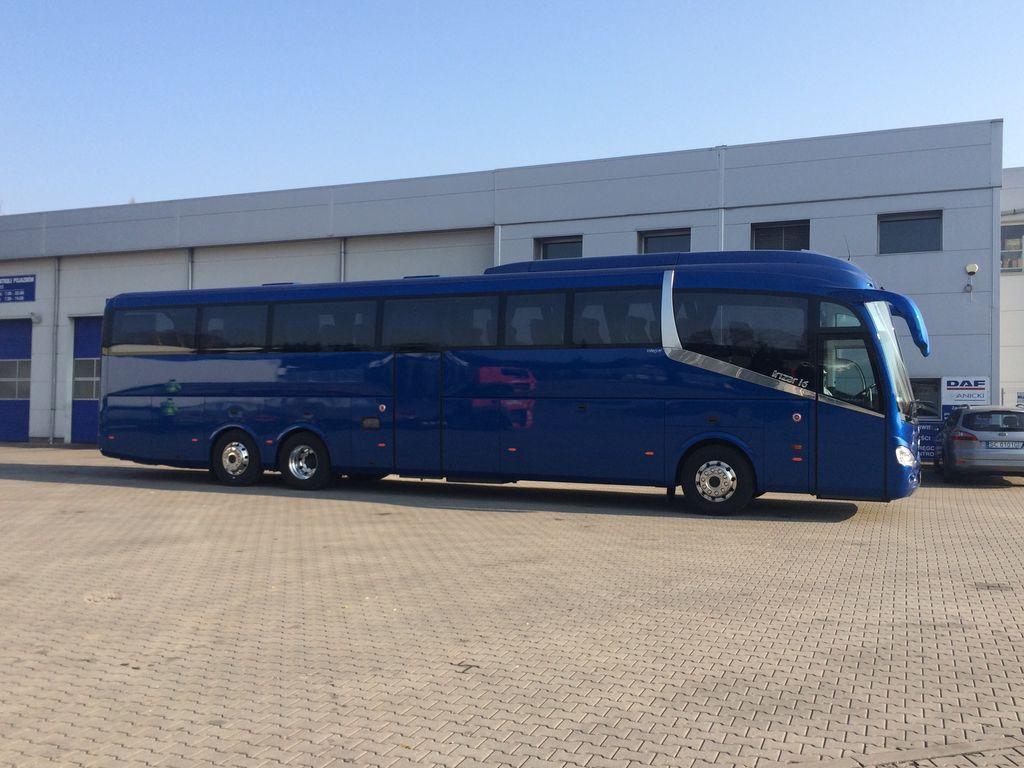 IRIZAR I6 coach bus