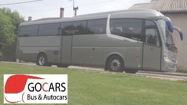 IRIZAR I6 12.35  coach bus