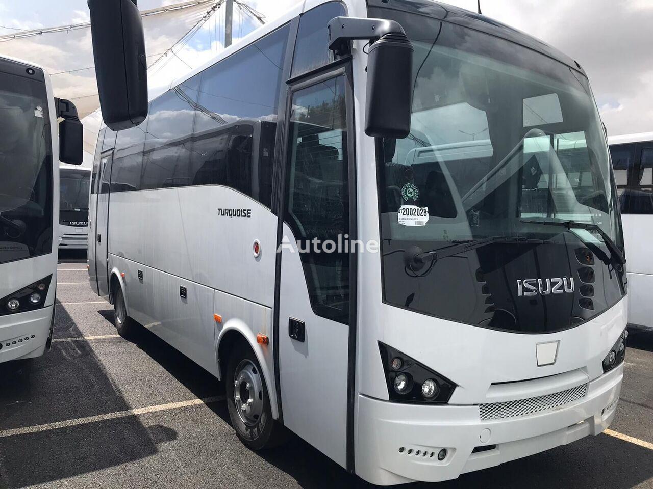 new ISUZU Turquoise 3 x Stock  Euro 5 ! we ship worldwide !! coach bus