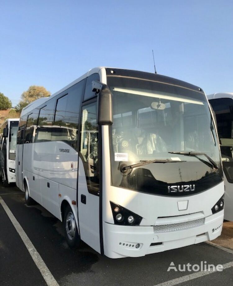 new ISUZU Turquoise Africa more in stock !! coach bus