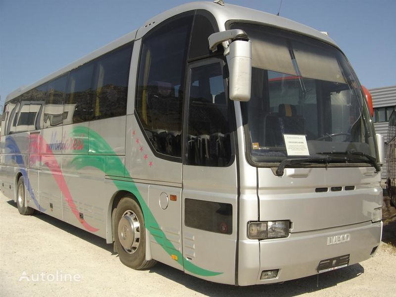 IVECO EUROCLASS HDH coach bus