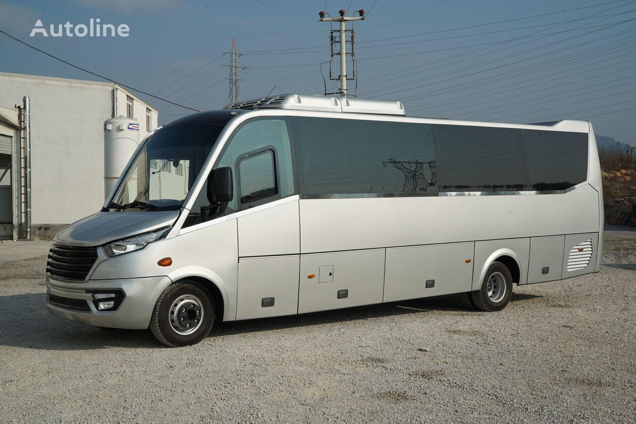 new IVECO Erduman  coach bus