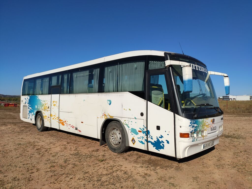 IVECO Eurorider 29 coach bus