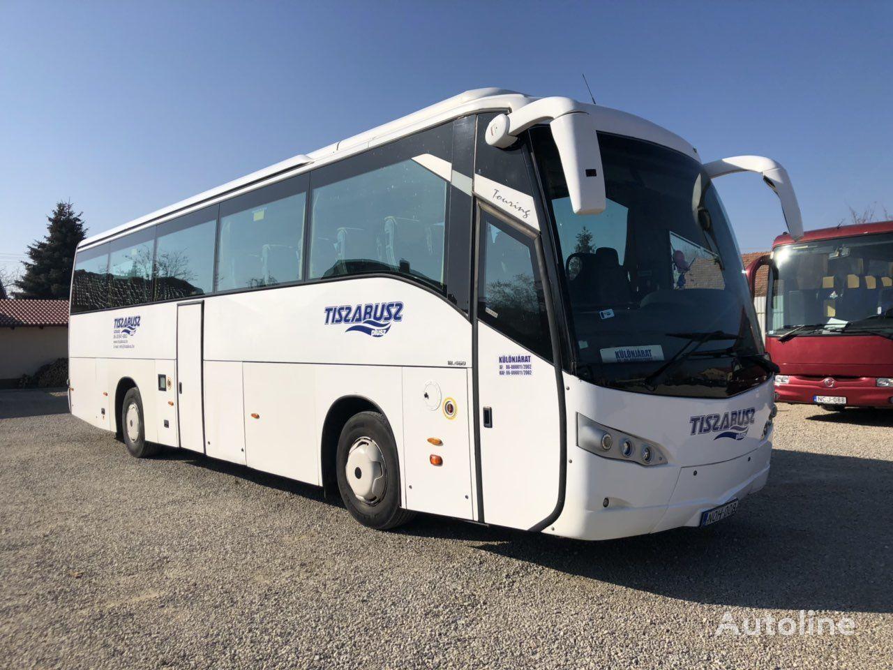 MAN coach bus