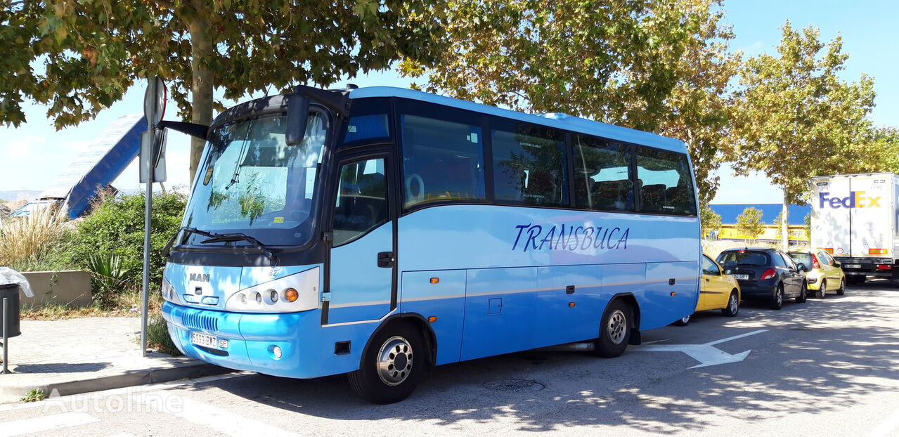 MAN ANDECAR coach bus
