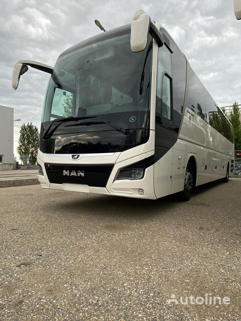 new MAN Lion's Coach coach bus