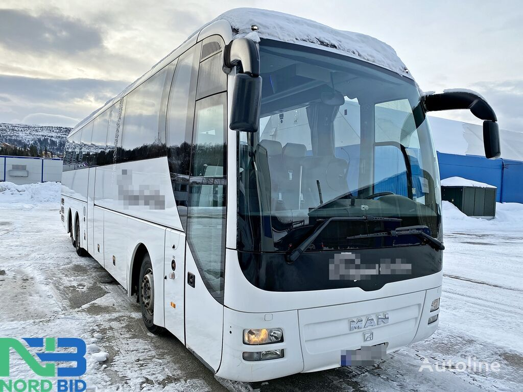 MAN Lion's Coach/ 54pax/ manual/ 466000km/ Euro 5 coach bus