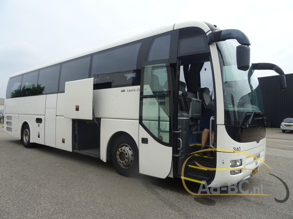 MAN Lion's Coach R07 EURO 5 EEV 51 Seats coach bus
