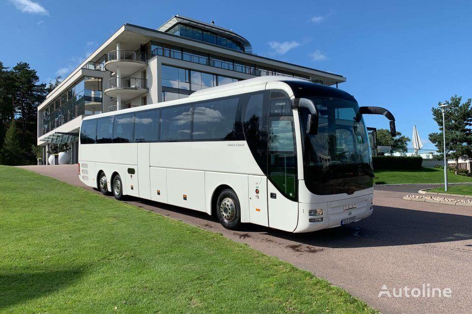 MAN Lions Coach R08 Euro 6 ( nylackerad!! ) coach bus