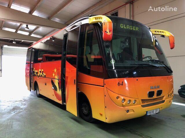 MAN Staco coach bus